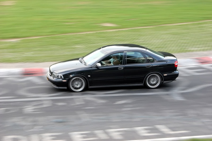 Nordschleife in my tuned Volvo S40 T4