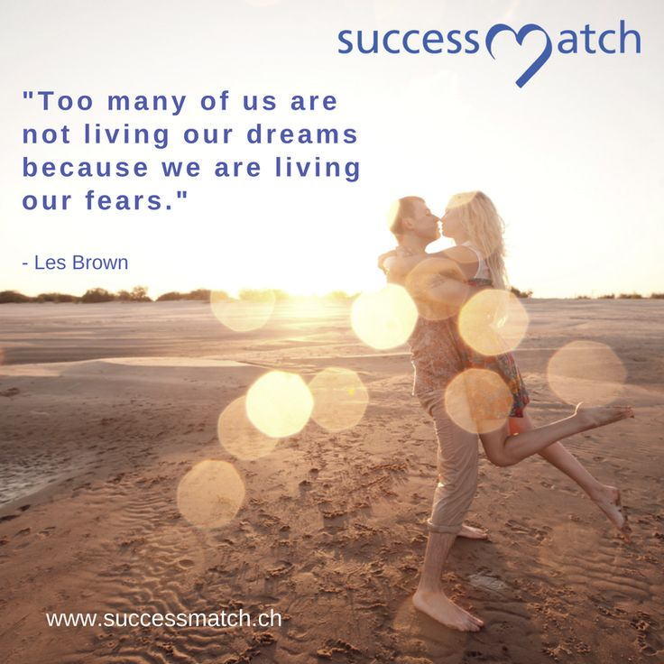 Live Your Dreams - take that first step now