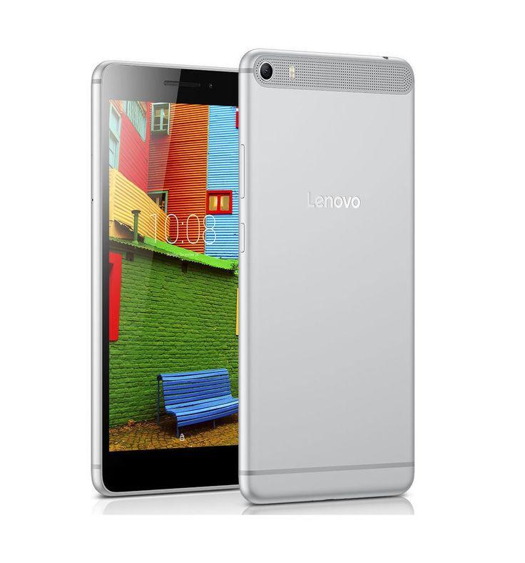 Lenovo Phab Plus 4G/WiFi 32GB Silver ZA070066BG- ElectroStudio