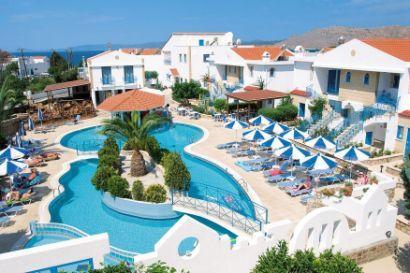 Pefki Islands Resort, Pefkos, Rhodes, Greece - http://www.robinhoodflights.co.uk/destinations/rhodes