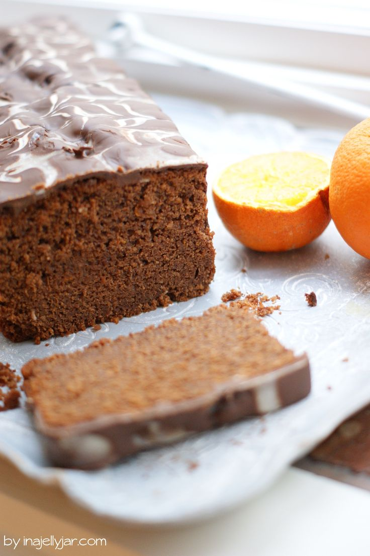 Recipe for chocolate and orange cake  – Backe, backe Kuchen