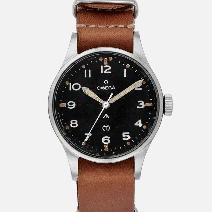 1953 Omega 'Broad Arrow' Military Reference 2777-1