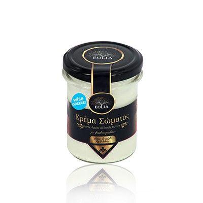 'EOLIA'' Body Cream with Hypericum, Fig & Honey 200ml