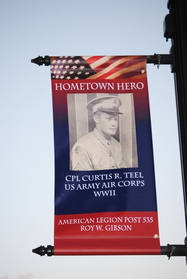 A 'banner' way to honor U.S. military vets | Chester County Press