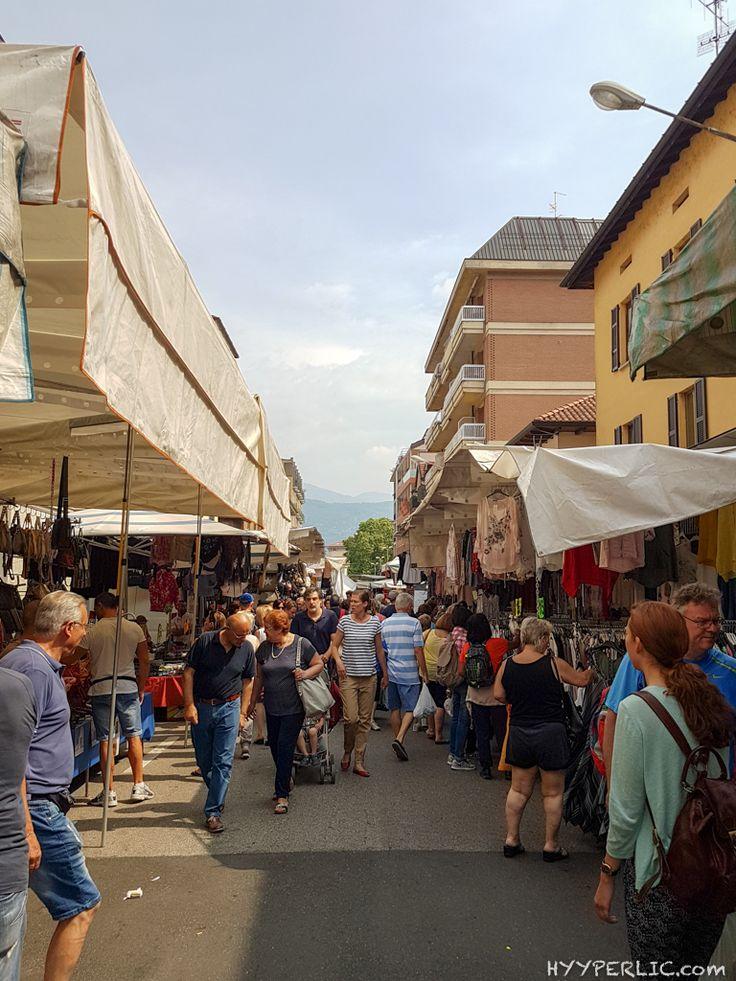Tagesausflug nach Luino auf den Wochenmarkt am Lago Maggiore http://hyyperlic.com/2017/06/tagesausflug-nach-luino-auf-den-wochenmarkt-am-lago-maggiore