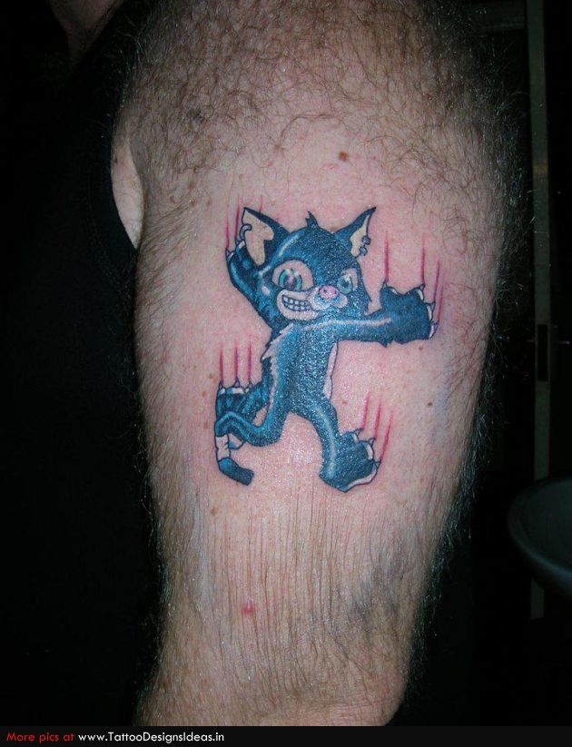 17 best ideas about kitten tattoo on pinterest cat tattoos simple cat tattoo and minimalist. Black Bedroom Furniture Sets. Home Design Ideas