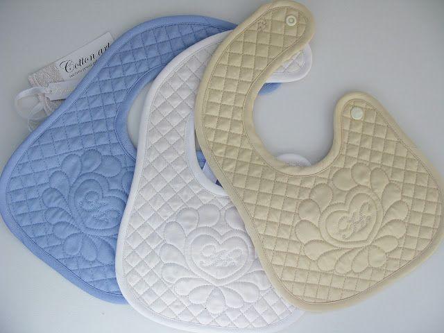 Cotton art: Нагруднички для мылыша