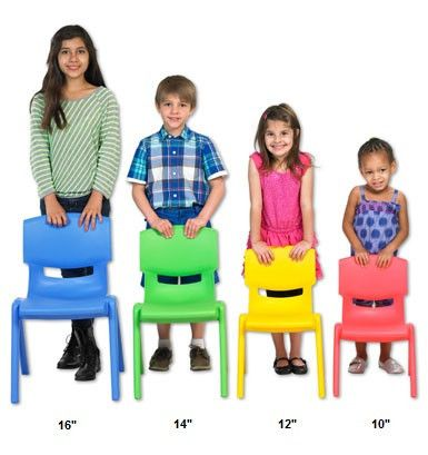 Set of 6 Stacking Resin Chairs  sc 1 st  Pinterest & 38 best Daycare chair and tables images on Pinterest | Preschool ...