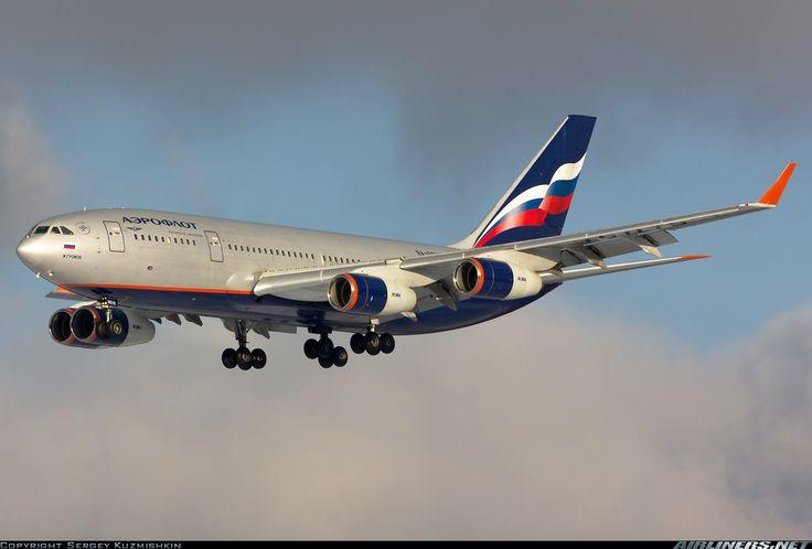 Aeroflot - Russian Airlines RA-96015 Ilyushin Il-96-300