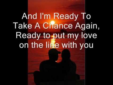"""▶ Ready to take a chance again Barry Manilow lyrics - YouTube ~ As a child, Max thought this was the most romantic song (and Foul Play was her favorite movie - something we have in common), so she listens to it while trying to decide what to do about Ben. It pops up in other scenes and Andi finally asks, """"What is it with you and that song?"""""""