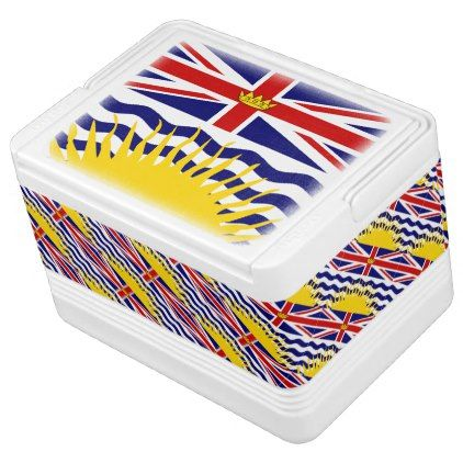 British Columbia Cooler - home gifts ideas decor special unique custom individual customized individualized