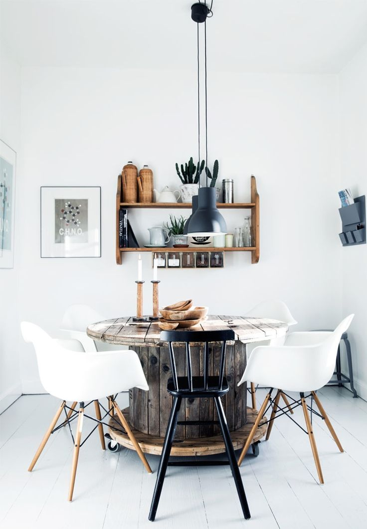 Unique Homemade Dining Table Designs