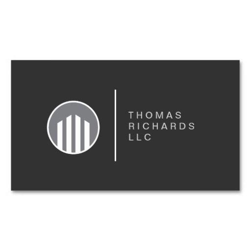 23 best attorney images on pinterest logo google law firm logo modern real estaterealtor attorney business card colourmoves