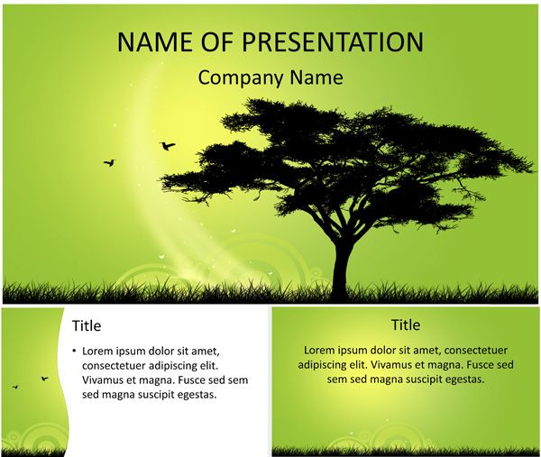 Best Abstract Powerpoint Templates Images On