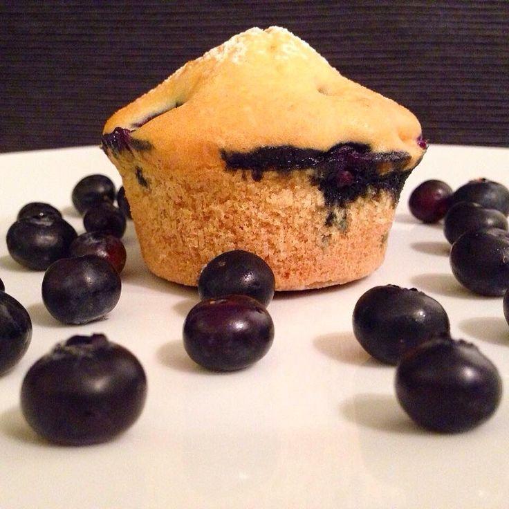 Le dolcezze di Valentina: Muffin ai mirtilli