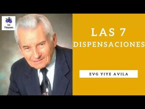 Las Siete Dispensaciones Yiye ávila Predica Cristiana Youtube