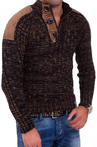 Tazzio - knitted jumper with button-down front - jumper 3570 - Size S Tazzio http://www.amazon.co.uk/dp/B00EPNFFU8/ref=cm_sw_r_pi_dp_L-c2ub1WT2W3Y