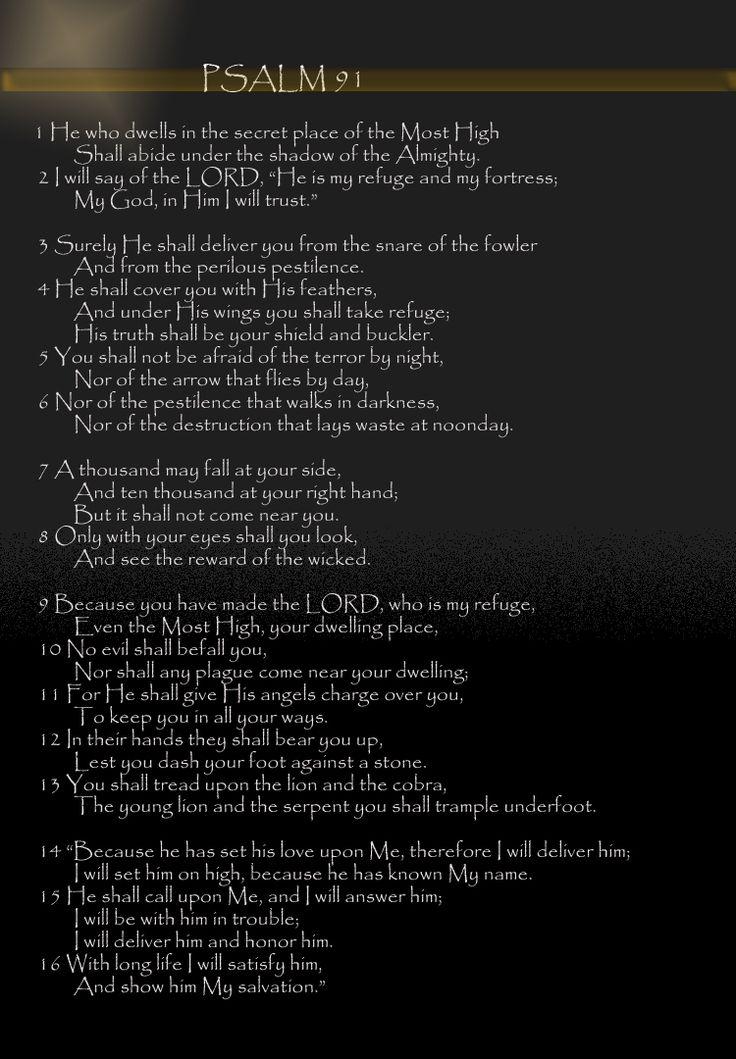 psalm 91 audio free download