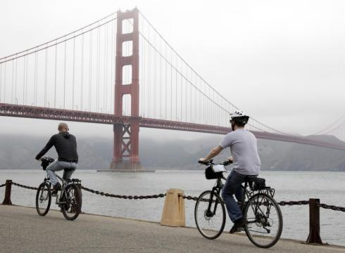 San Francisco, CA - I left my heart in San Francisco