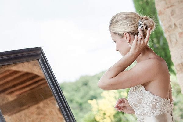 Country style wedding in Tuscany   Emily & Jared - Love4Wed