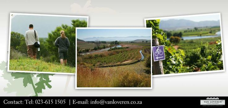 Want to be more adventurous this #WackyWine? Try our beautiful hiking / MTB trails! #Ways2Wacky #Hiking #MTB