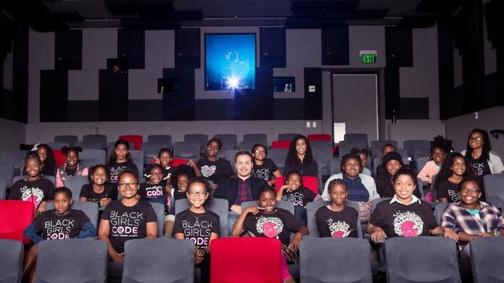 """I love seeing girls step up and make a change. Check out this interview with the cast of Hidden Figures done by 15 year-old Giovanna from the group Black Girls Code. Founded in 2011, Black Girls CODE is a not-for-profit organization that works with girls from underrepresented communities from the age of 7 to 17. It teaches them about the field of technology and helps to increase women of color in the digital and tech worlds. """"We're so proud to partner with 20th Century Fox and have our…"""