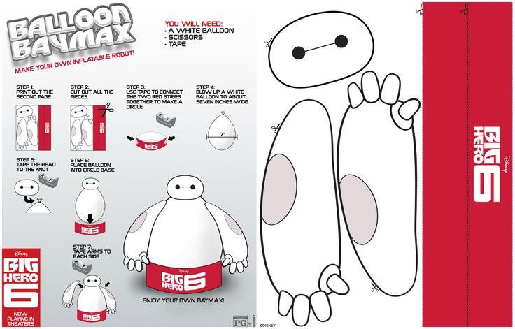 What Makes a Hero? Free Big Hero 6 Printable Pack