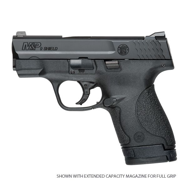 Product: M&P SHIELD® 9mm No Thumb Safety 9mm 6 round single stack. Call us at 855-705-5463 to order yours.
