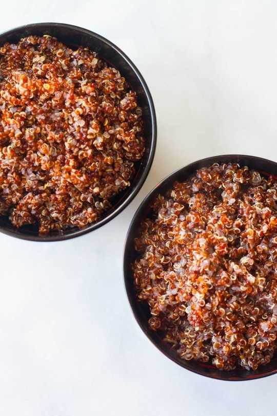 Do You Really Need to Rinse Quinoa Before Cooking It? — Putting Tips to the Test in The Kitchn | The Kitchn