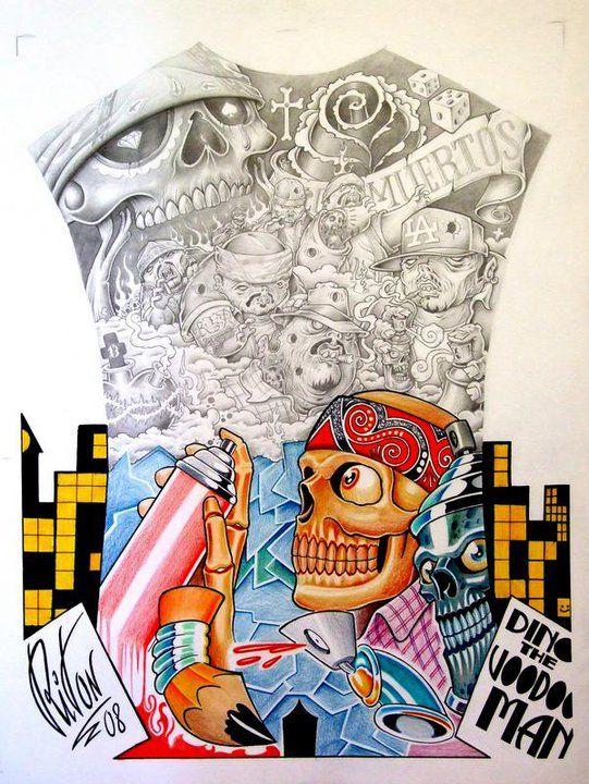 art dino  and riton