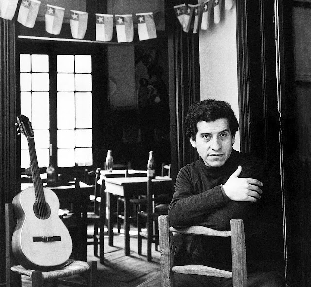 Victor Jara, the late voice of revolutionary Chile