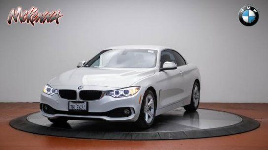 Convertible, 2014 BMW 428i Convertible with 2 Door in Norwalk, CA (90650)