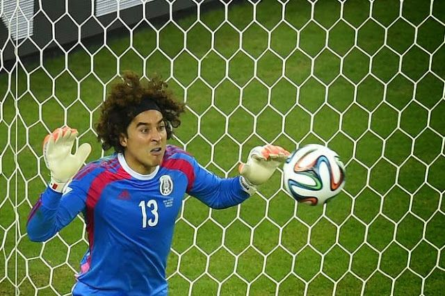 World Cup 2014 : All about Mexican 'Jesus' Ochoa who did not let Brazil through : CHANKAY