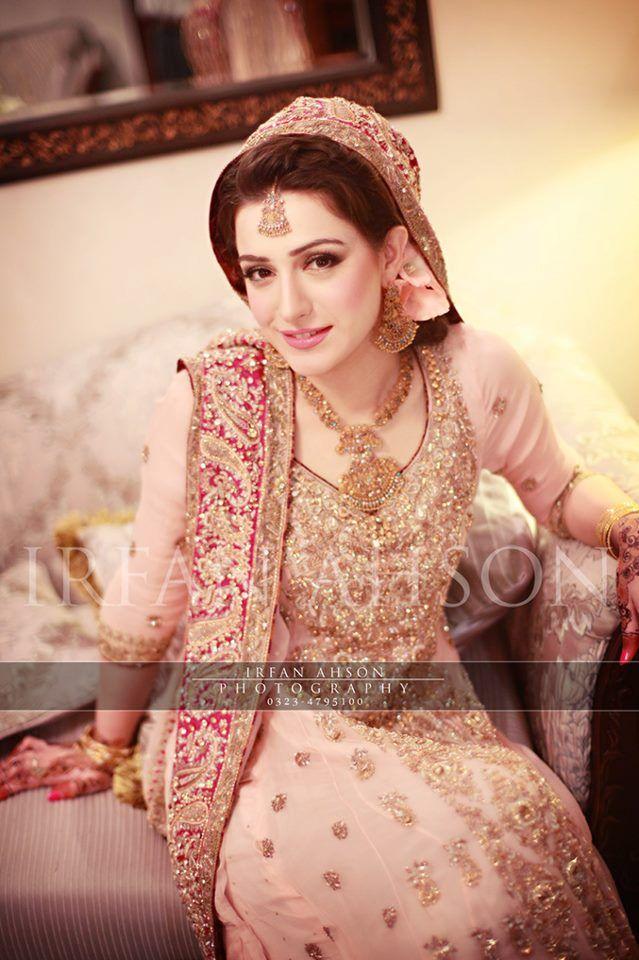 Pakistani dress and jewelry