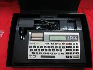 a calculadora casio fx 802p programmable vintage calculator