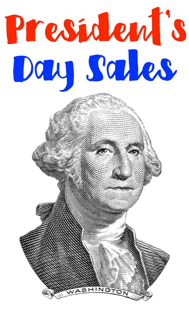 42 Awesome President's Day Sales To Shop This Weekend