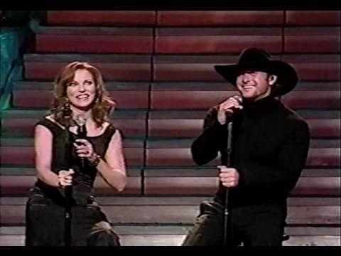 Martina McBride & Tim McGraw - Angry All The Time