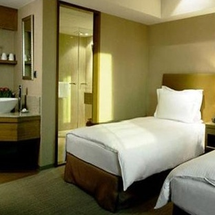 Taipei Fullerton Hotel South - Singale Bed room, book now with 3% discount offer