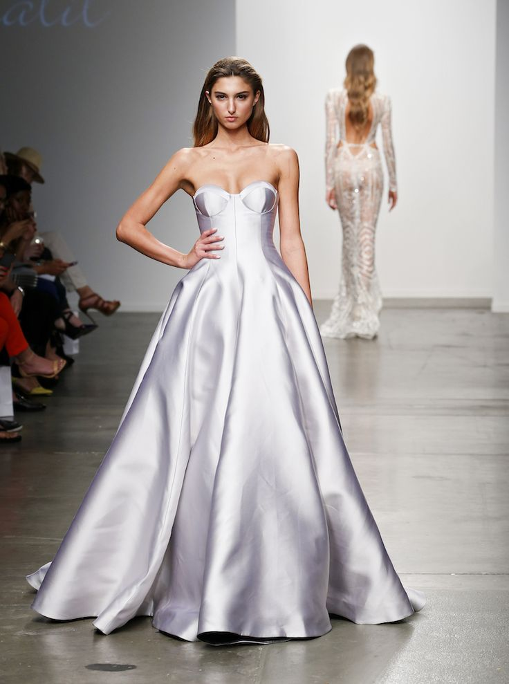 The Wedding Scoop Spotlight: Sparkly Wedding Dresses - Part 2