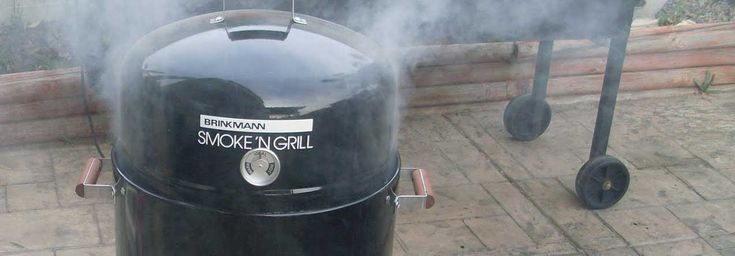 With a few homegrown mods you can turn your Brinkmann Smoke N' Grill into a powerhouse.