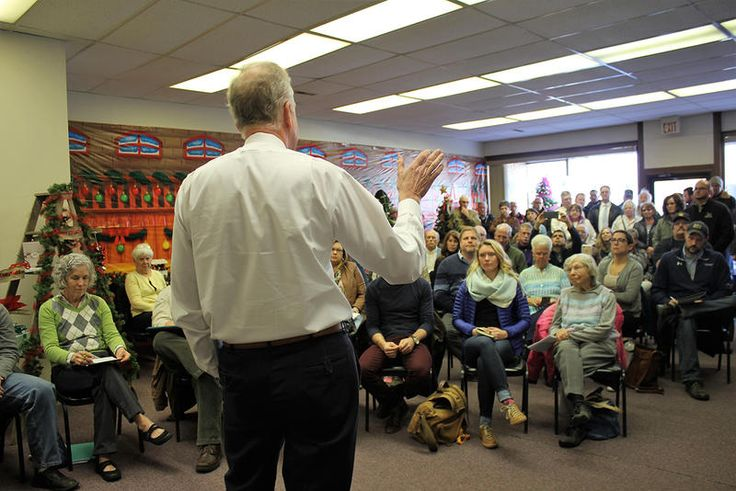 U.S. Sen. Jerry Moran candidly discussed his reservations about President Donald Trump's tax cut bill Wednesday at a town hall meeting in the small north
