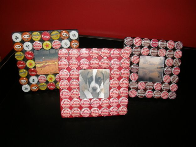 20 rad things you can make with bottle caps pictures for What can you make with bottle caps