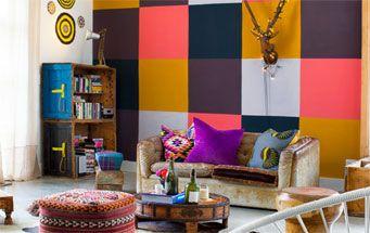 Fabulous use of colour