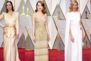 Oscar 2017: Nejkrásnější šaty na červeném koberci