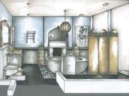 copic rendered architectural images - Google Search
