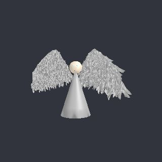 angel free 3D model enghe.max vertices - 35257 polygons - 28710 See it in 3D: https://www.yobi3d.com/v/Ouox2Kw5gh/enghe.max