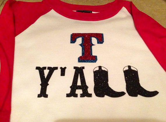 Team Baseball Shirt
