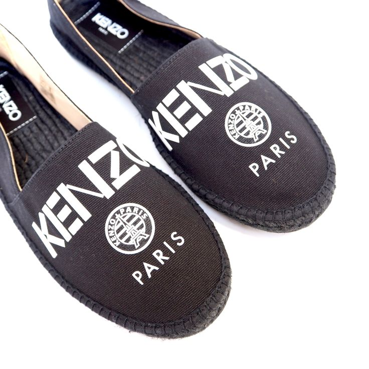 espadrilles Kenzo Paris SS 2016