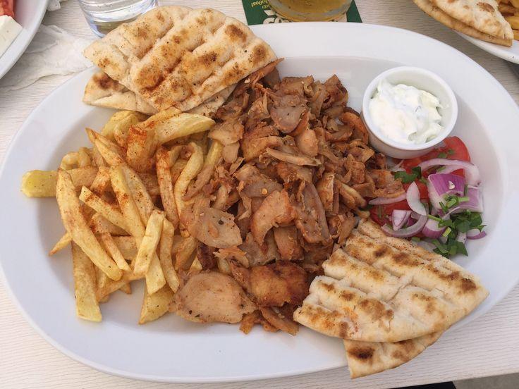 El Gyros! - Κριτικές για El Greco Steakhouse Restaurant, Λίνδος, Ελλάδα…