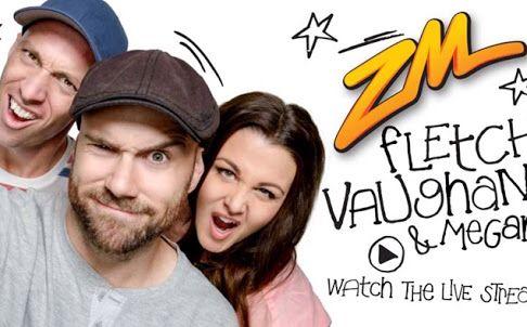 Fletch, vaughan and Megan #91.0